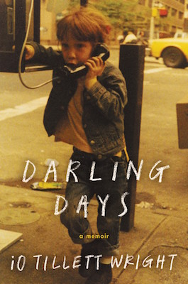 Image: Darling Days Book Cover