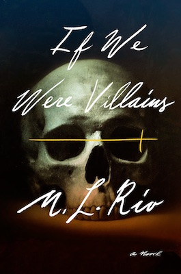 Image: If We Were Villains Book Cover