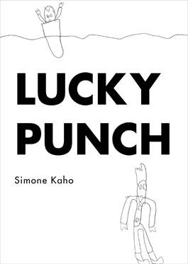 Image: Lucky Punch Book Cover