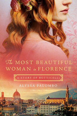 Image: The Most Beautiful Woman in Florence Book Cover