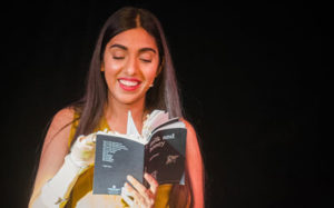 Image: Rupi Kaur - photo by Auckland Writers Festival