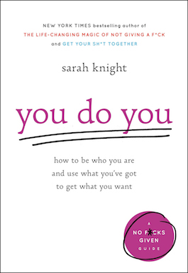 Image: You Do You Book Cover