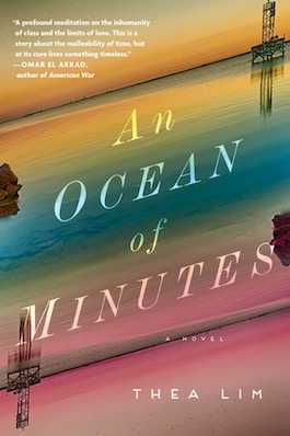 book cover of An Ocean of Minutes