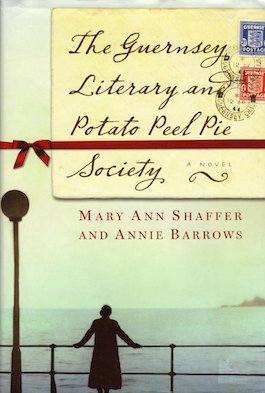 book cover of The Guernsey Literary and Potato Peel Pie Society