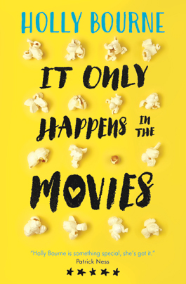 Image: It Only Happens in the Movies book cover