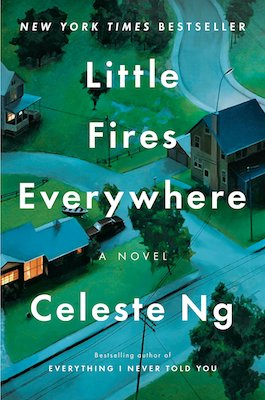 book cover of Little Fires Everywhere