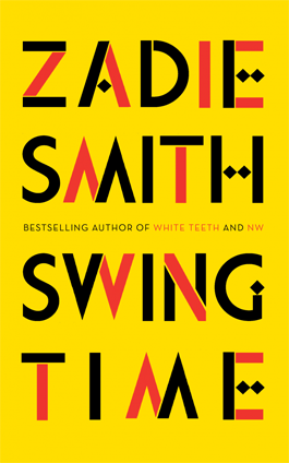 Image: Swing Time Book Cover