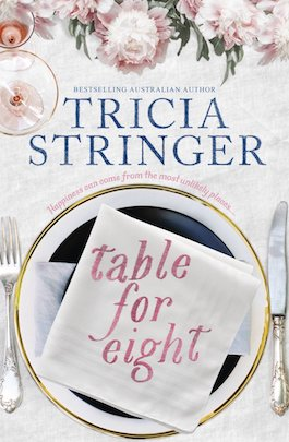 book cover of Table for Eight