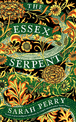 Image: The Essex Serpent Book Cover
