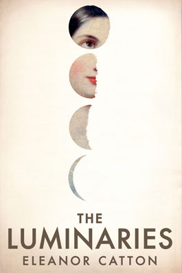 Image: The Luminaries Book Cover