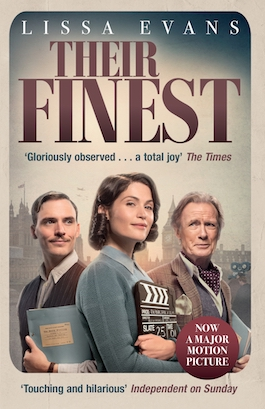 book cover of Their Finest