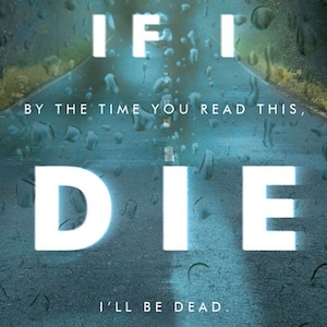 If I Die Tonight book cover