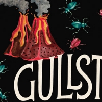 Gullstruck Island book cover detail