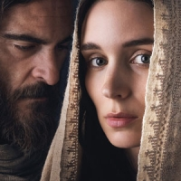 Mary Magdalene poster of Mary and Jesus